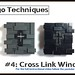 Lego Techniques: #4 Cross LInk Window by Siercon and Coral