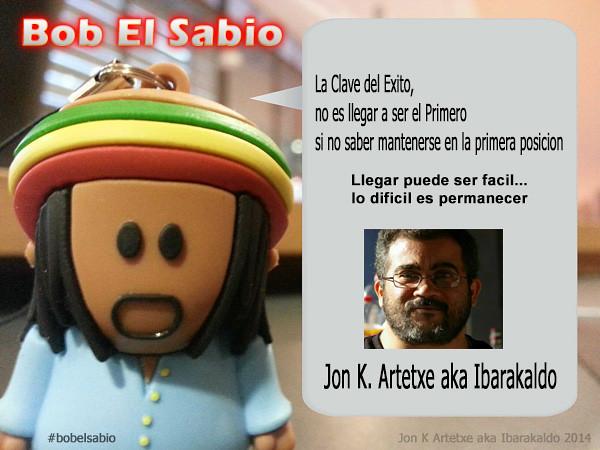 Bob El Sabio. La Clave del Exito