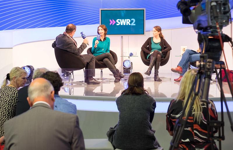 Denise Linke im Interview bei der ARD