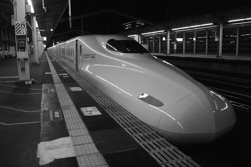 Himeji Station on OCT 28, 2015 (1)