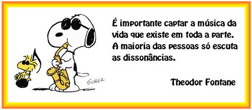 Snoopy Saxofonista
