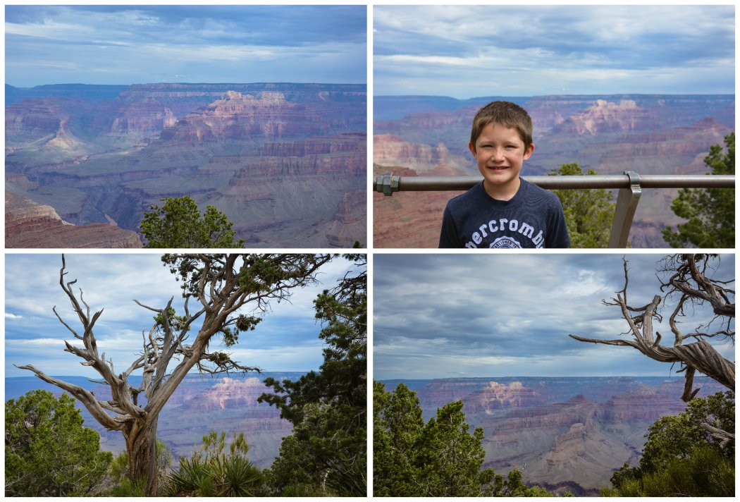 grand canyon four