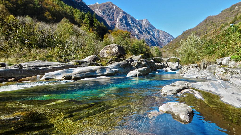 Ponte dei Salti - Lavertezzo - Ticino - Svizzera [Explored #7]