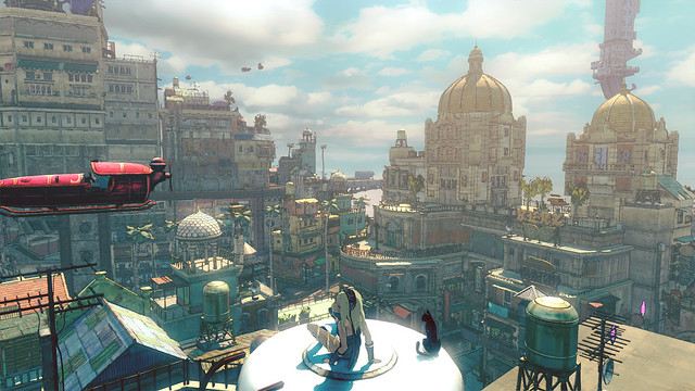 Gravity Rush 2 Coming to North America on PS4
