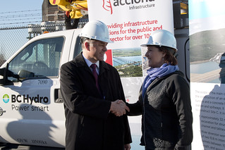 BC Hydro has selected Peace River Hydro Partners as the preferred proponent for the Site C main civil works contract.