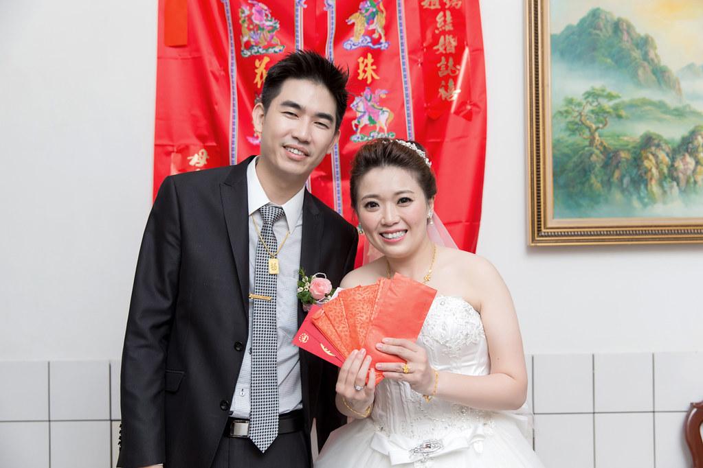台南婚攝-迎娶午宴 X 情定城堡 (57)