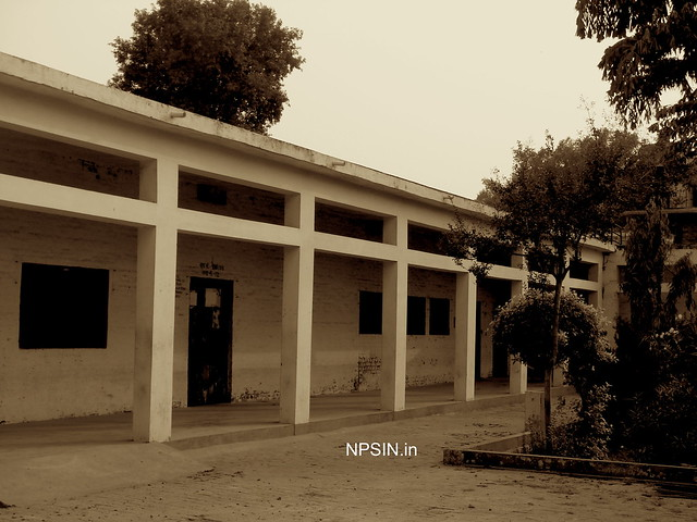 Common Gathering Hall, Kshetriya Inter College (KIC)