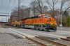 CSXT (train K138-26) - Oxford Valley PA