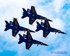 Blue Angels Dirty Loop Coming to An End