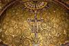 Rome. San Clemente. Apse Mosaic 12th Century