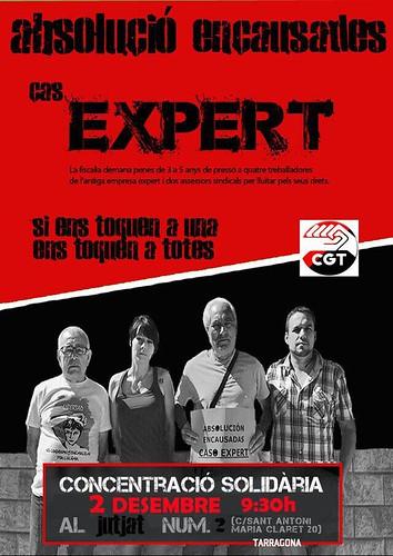 absolucio encausades cas expert 2 desembre
