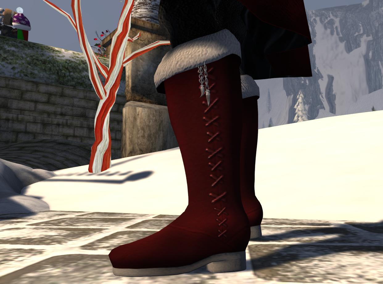 Avatar Bizarre Snow Cutter Boots
