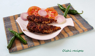 Ayala/ Indian Mackerel Fish Fry