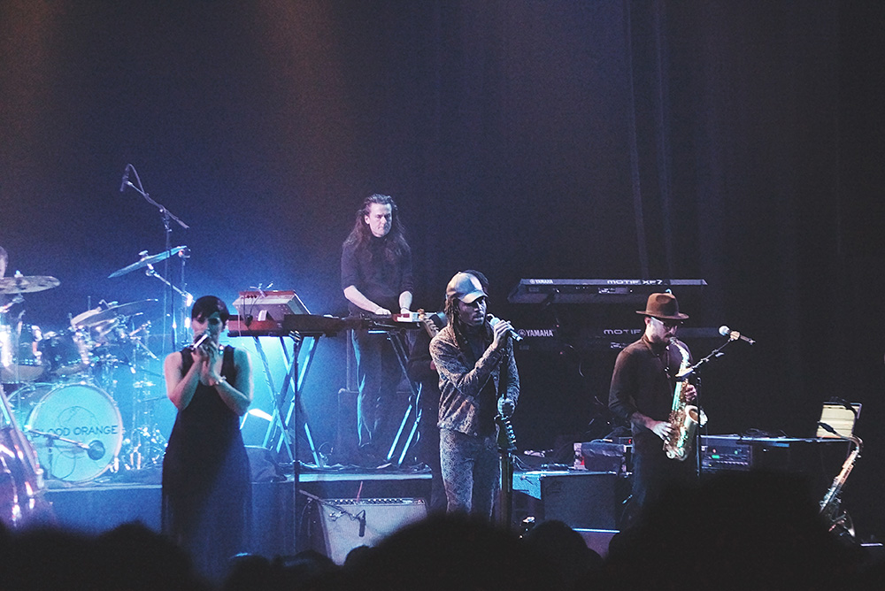 Blood Orange & Friends @ Apollo Theater 12/12/15