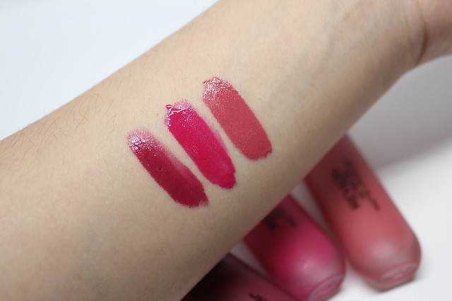 Revlon Ultra HD Matte Lipcolor review and swatch