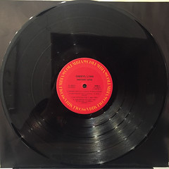 CHERYL LYNN:INSTANT LOVE(RECORD SIDE-A)