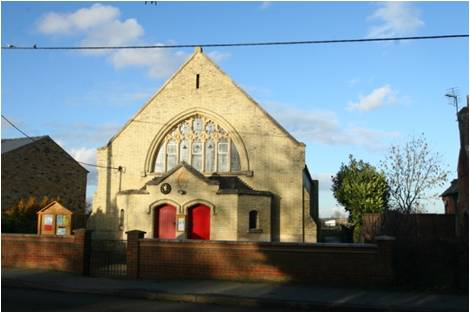 Cambridgeshire, WICKEN, Wicken Methodist Church
