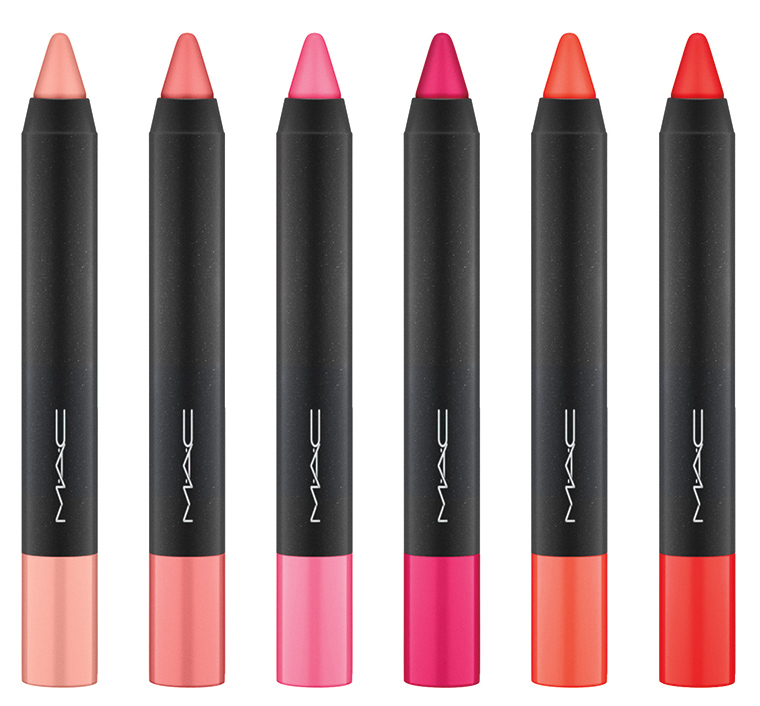 MAC Velvetease Lip Pencils For December 2015