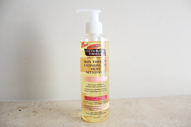 Palmer's Skin Therapy facial Cleansing Oil review