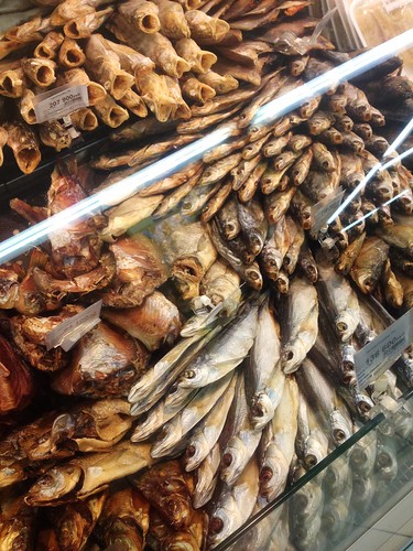 Love a bit of smoked fish in these parts