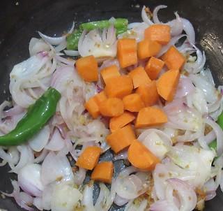 Kerala Mutton Stew Step - 5