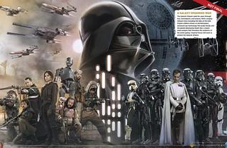 美漫達人聊漫畫:《星際大戰:俠盜一號》的故事原型