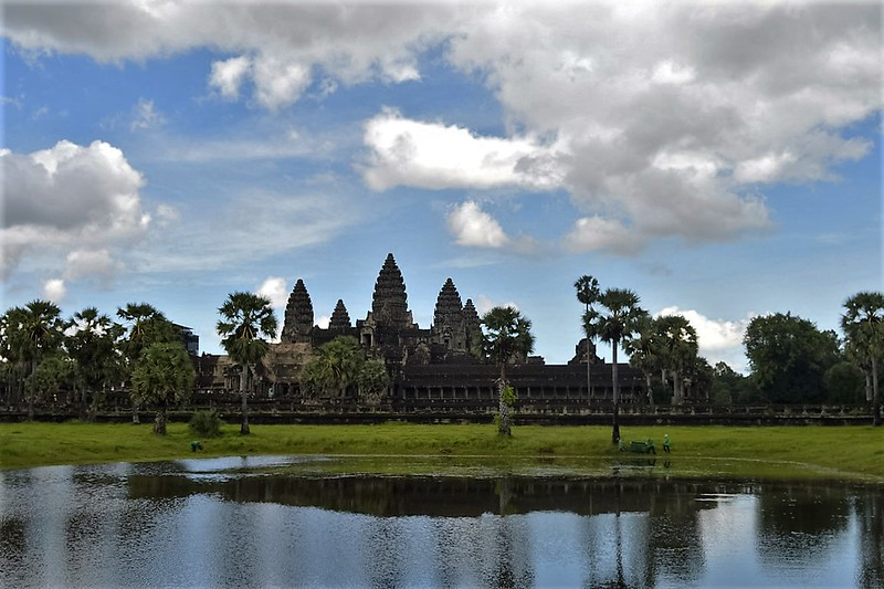 Qué ver en Tailandia y Camboya