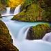 Spirit Falls by David Shield Photography
