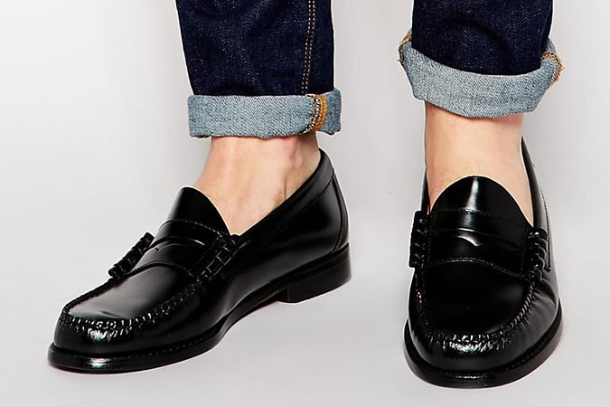 Giày lười - Phụ kiện không thể thiếu cho các quý ông hiện đại
