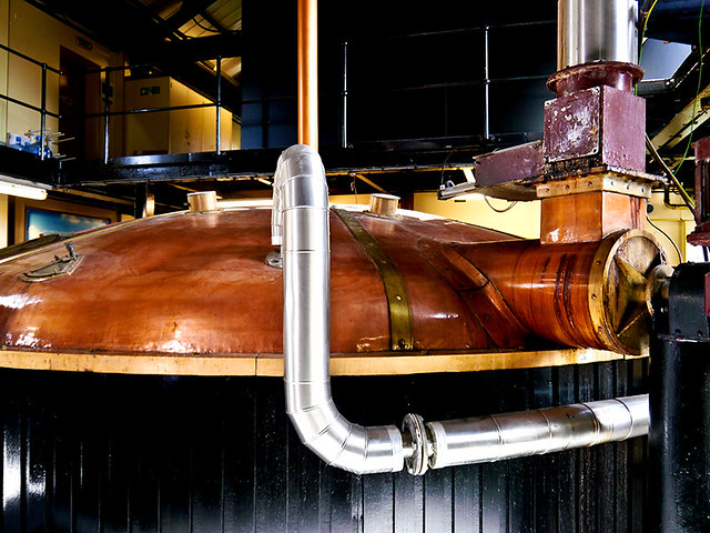 photo - Mash Tun, Auchentoshan Distillery