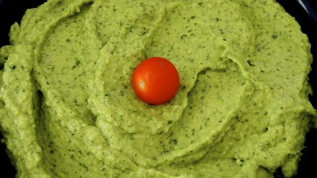 Guacamole Hummus 9