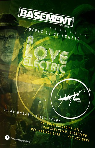A Love Electric