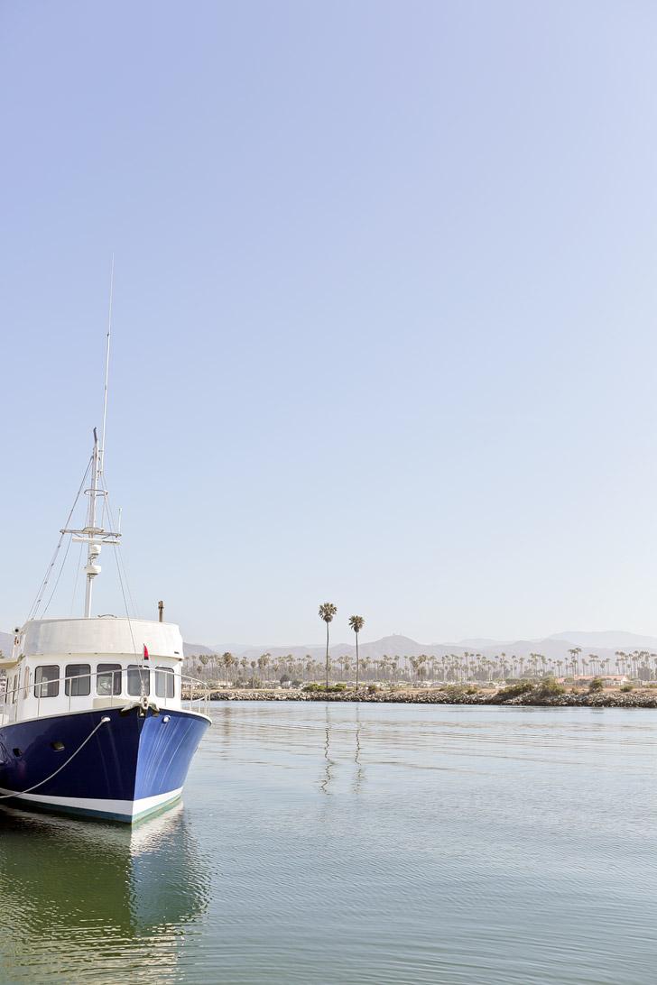 Santa Cruz Island Ferry.