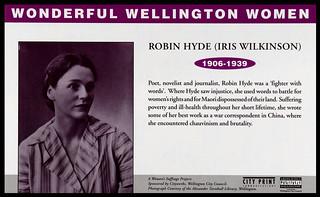 Robin Hyde