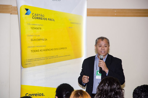 Correios - Nodel da Luz Filho - Rondonópolis - 20 de agosto de 2015 - Ciclo MPE.net