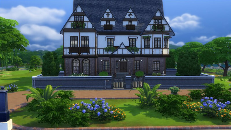Casa Tudor