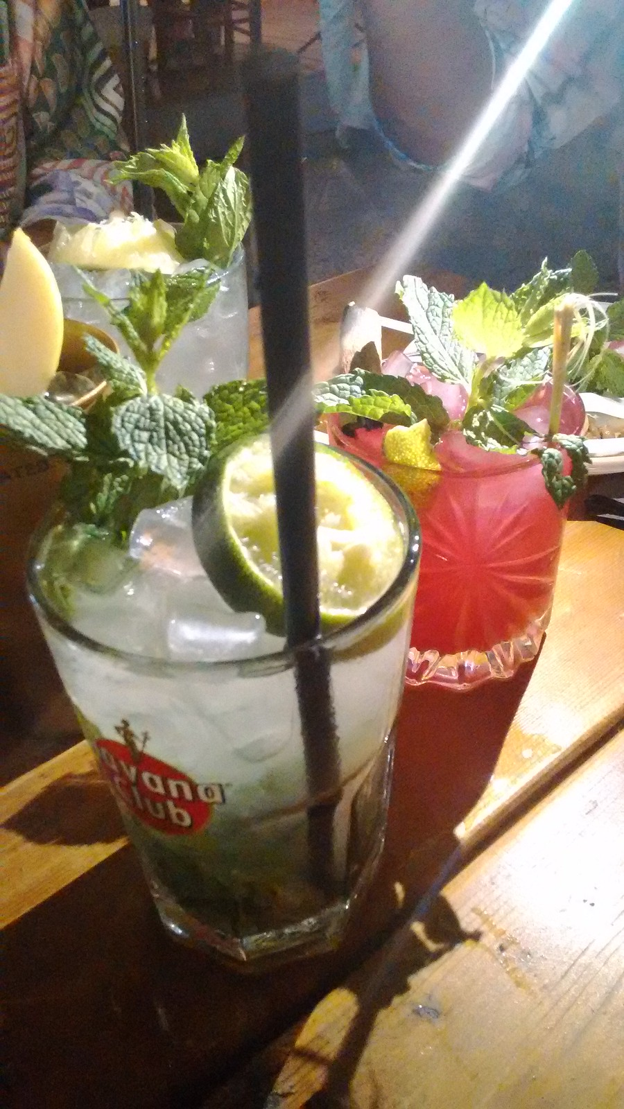 Cocktail a Favignana