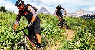 Wydaho Renzevous Teton Mountain Bike Festival