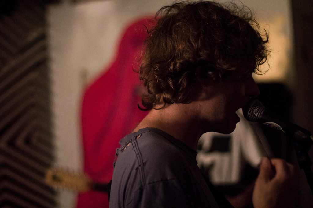 Sheer Agony | Sweatshop Gallery | 9.1.15