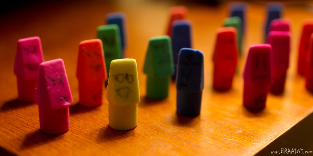Eraser People