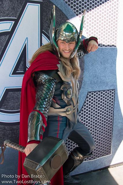Meeting Thor