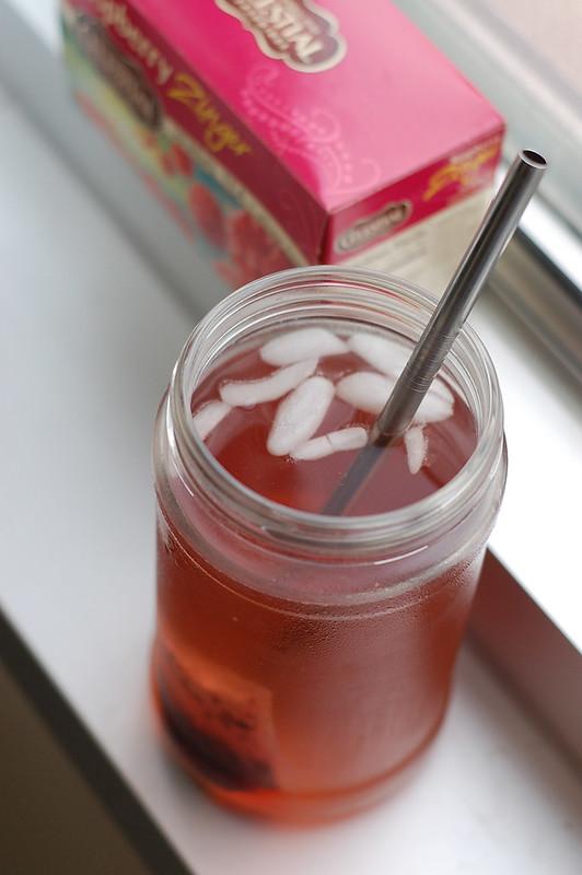iced hibiscus tea 1