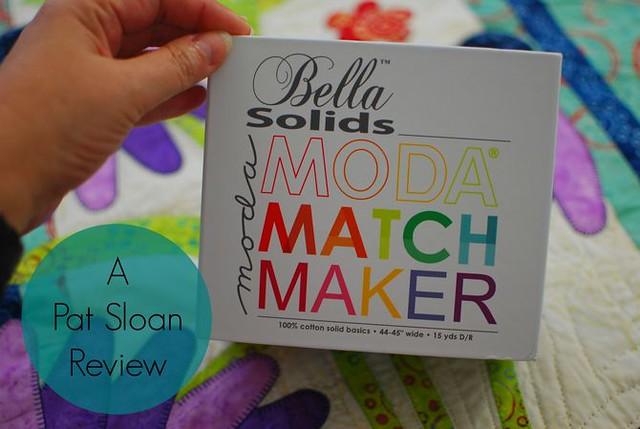 pat sloan moda matchmaker 3