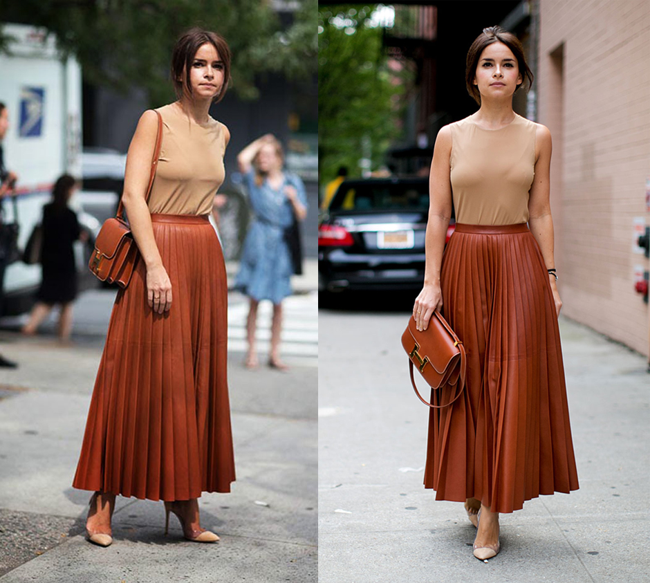 Fall Must Have A Pleated Skirt Fashion Agony Daily Outfits Fashion Trends And Inspiration