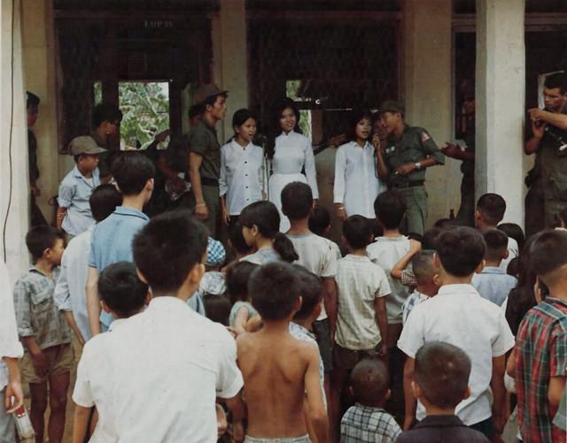 PSYOPS BAND - DI AN 1967
