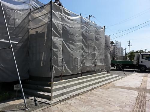 南相馬市小高区で東日本大震災ボランティア(援人 0918便)