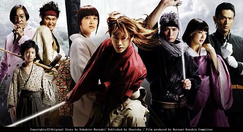 Xem Rurouni Kenshin để học tiếng nhật đúng cách hơn
