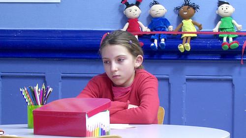 映画『わたしの名前は...』より、セリーヌ役のルー=レリア・デュメールリアック ©Love streams agnès b. Productions