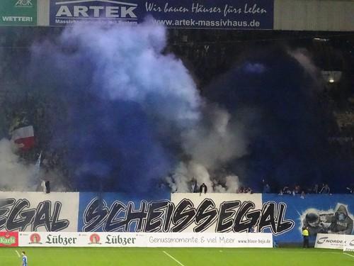 Hansa Rostock v 1.FC Magdeburg