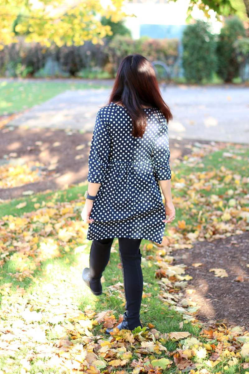 Polka-Dot-Dress-Lucluc-shop-over-the-knee-boots-7
